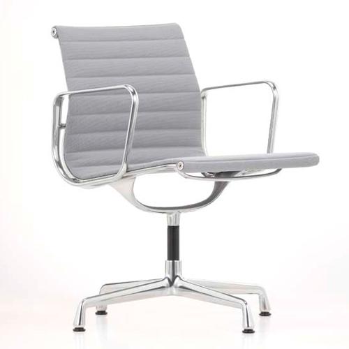 una inspiradora Aluminium chair