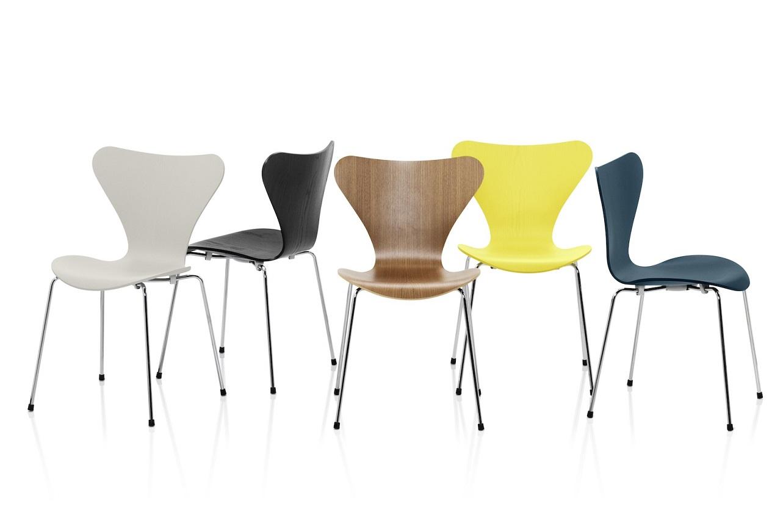 una silla inspiradora: la Serie 7