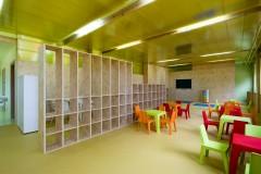 Guardería de Villalón de Campos © MOI interiorismo | equipamiento | fotografia · www.moi.es