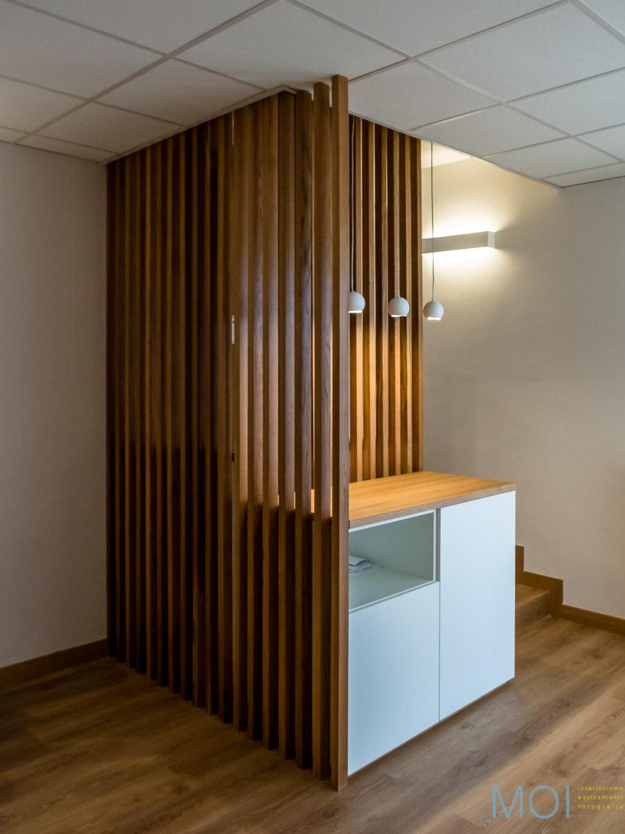 © MOI | mueble a medida para la UEMC |www.moi.es