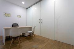Fisioterapia Esteve © MOI Interiorismo, equipamiento, fotografía | www.moi.es